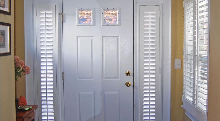 Plantation Shutters For Front Door | MyCoffeepot.Org