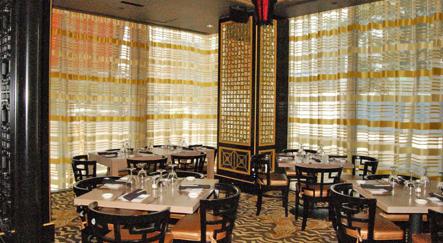 Restaurant window curtains home the honoroak