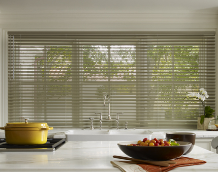 ALuminum Mini Blinds from Alta