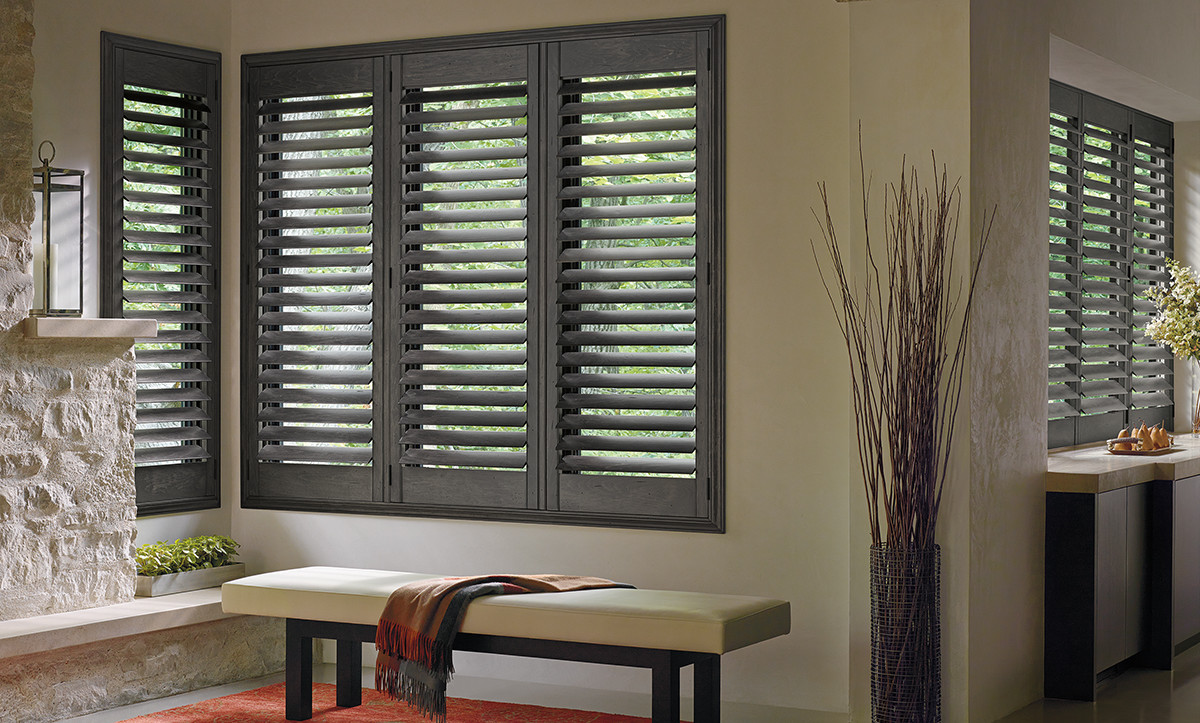 Plantation Shutters in Boston | Shades IN Place