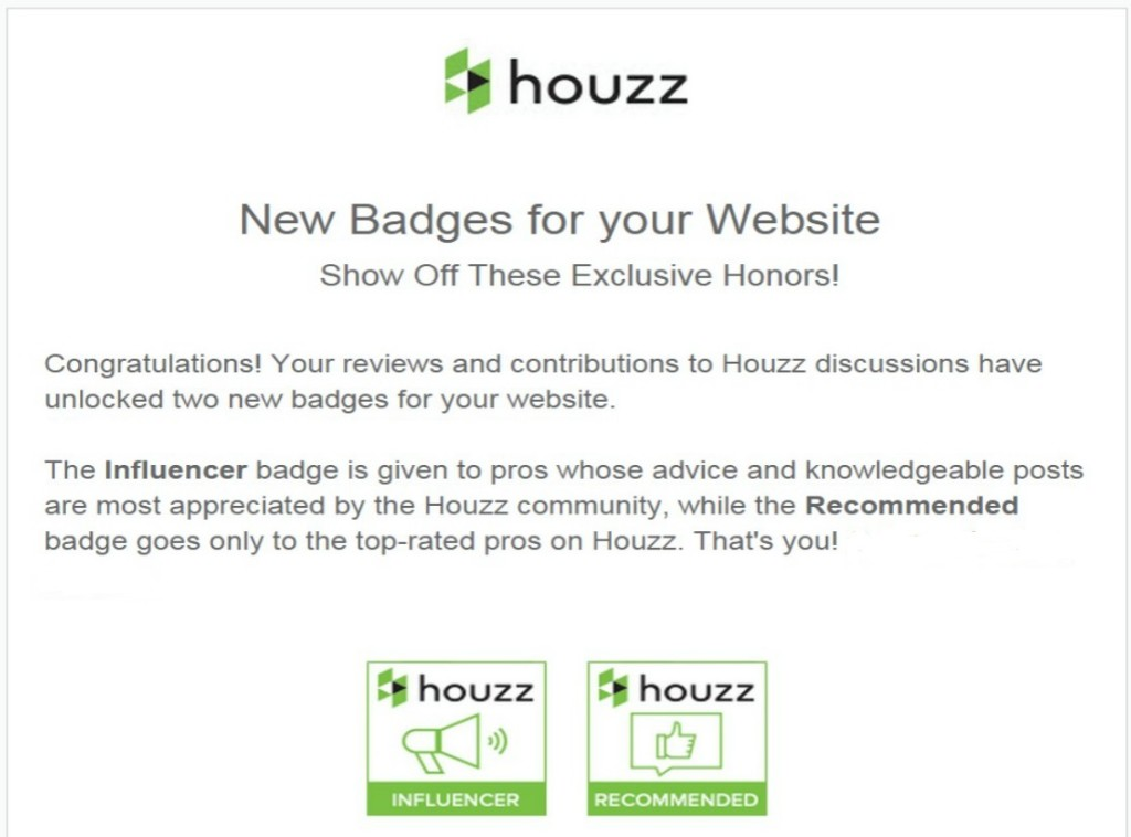 Houzz Badge 1