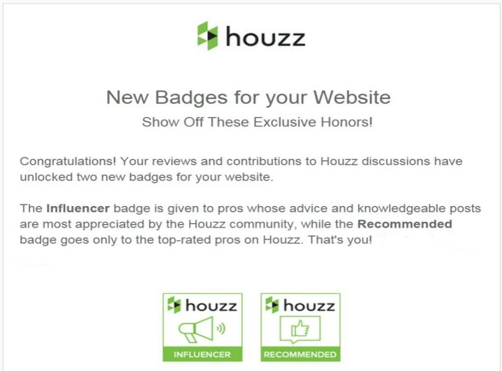 Houzz Badge 1